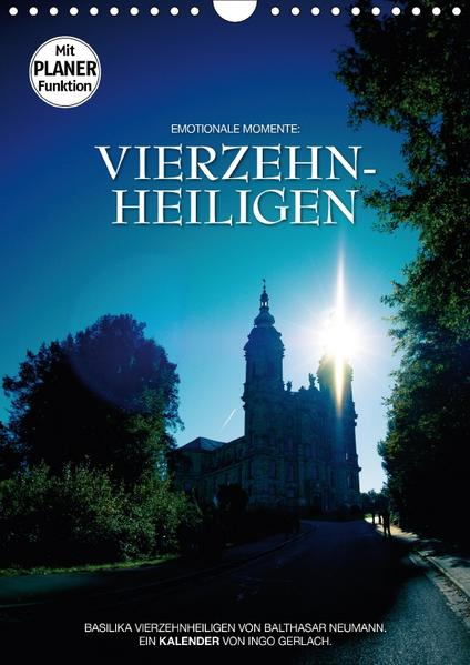 Vierzehnheiligen (Wandkalender 2017 DIN A4 hoch) - Coverbild