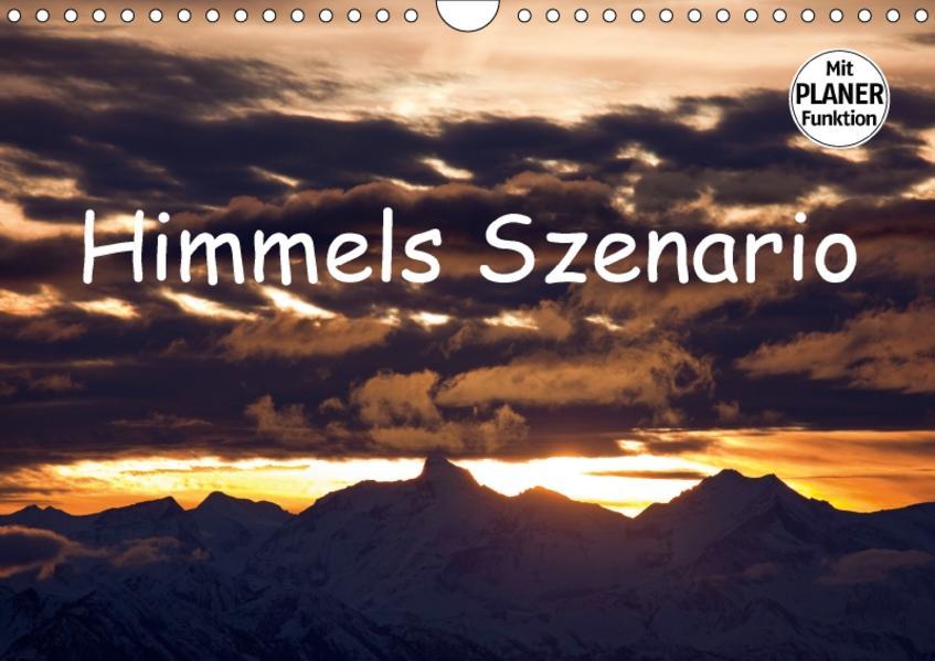 Himmels Szenario (Wandkalender 2017 DIN A4 quer) - Coverbild
