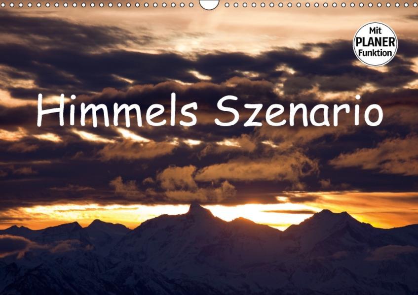 Himmels Szenario (Wandkalender 2017 DIN A3 quer) - Coverbild