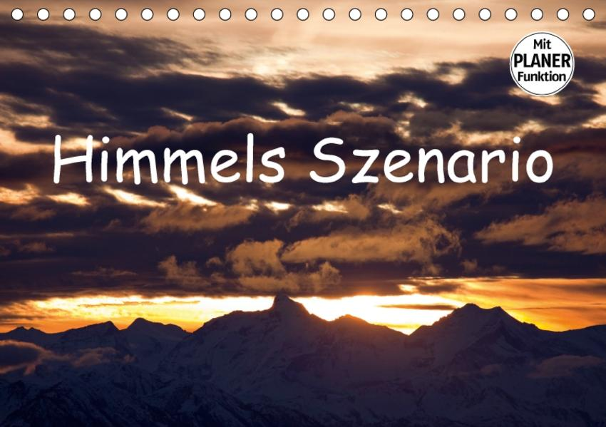 Himmels Szenario (Tischkalender 2017 DIN A5 quer) - Coverbild