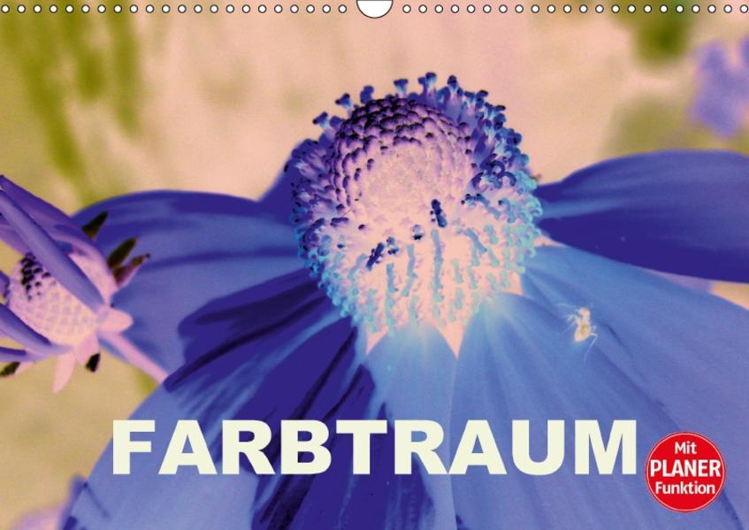 FARBTRAUM (Wandkalender 2017 DIN A3 quer) - Coverbild
