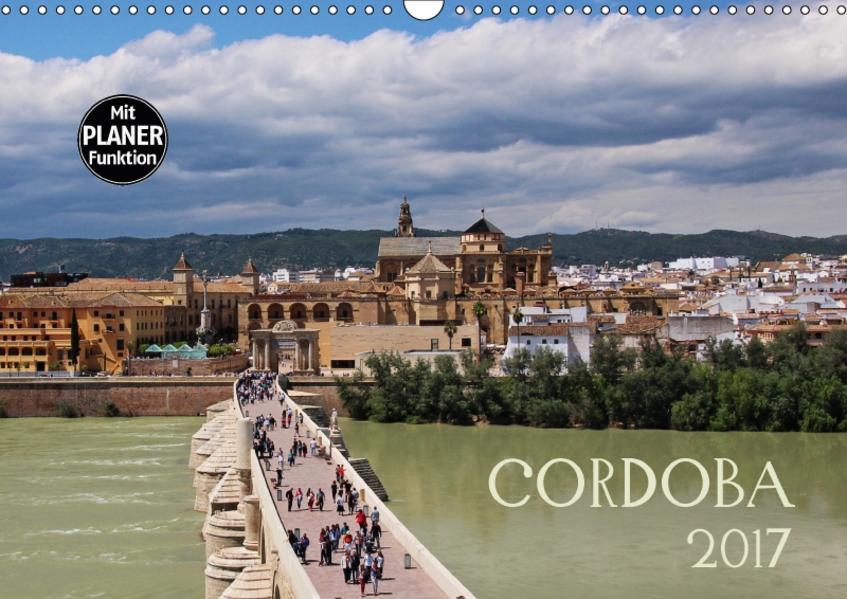 Cordoba (Wandkalender 2017 DIN A3 quer) - Coverbild