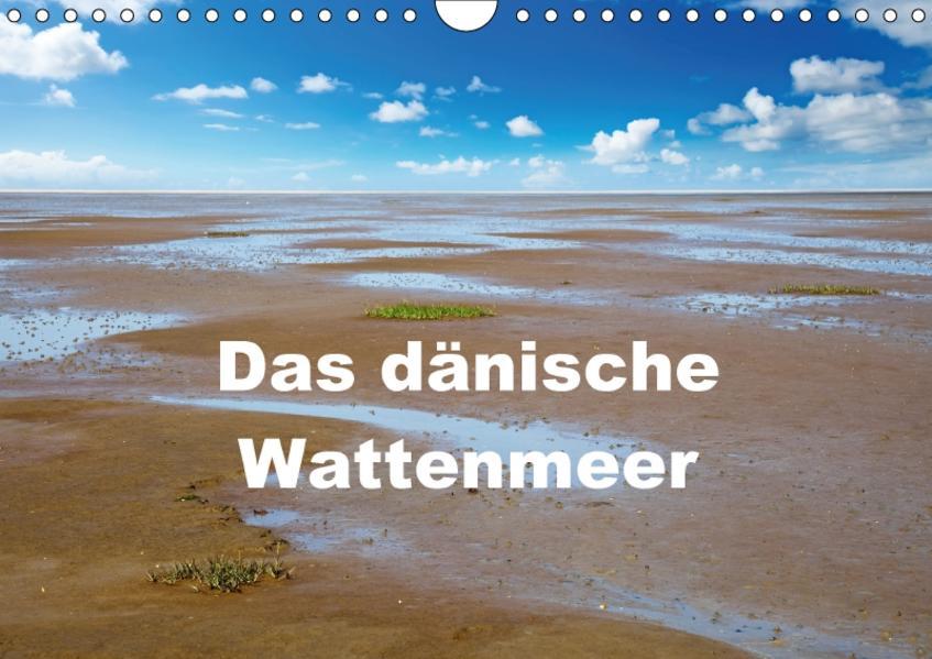Das dänische Wattenmeer (Wandkalender 2017 DIN A4 quer) - Coverbild