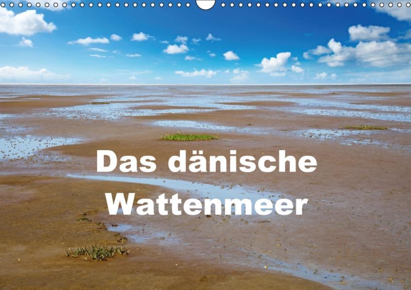Das dänische Wattenmeer (Wandkalender 2017 DIN A3 quer) - Coverbild