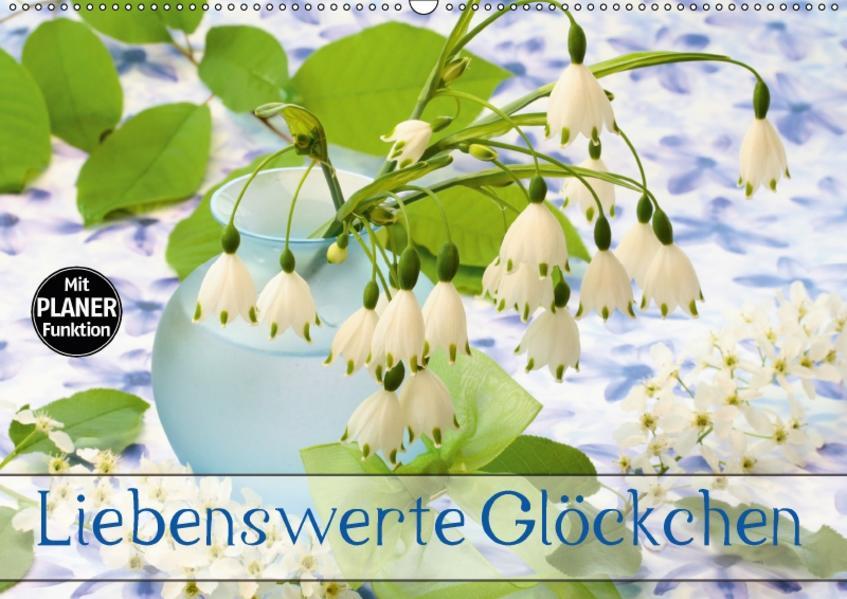 Liebenswerte Glöckchen (Wandkalender 2017 DIN A2 quer) - Coverbild