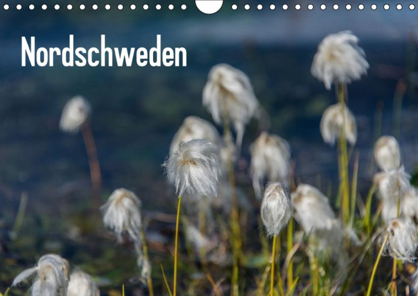 Nordschweden (Wandkalender 2017 DIN A4 quer) - Coverbild