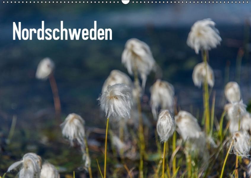 Nordschweden (Wandkalender 2017 DIN A2 quer) - Coverbild