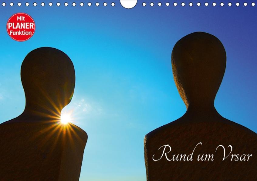 Rund um Vrsar (Wandkalender 2017 DIN A4 quer) - Coverbild