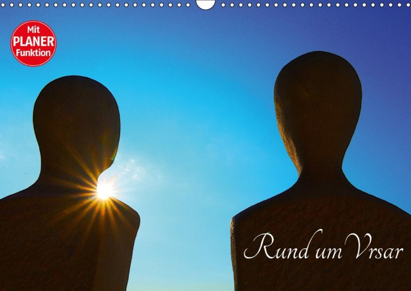 Rund um Vrsar (Wandkalender 2017 DIN A3 quer) - Coverbild