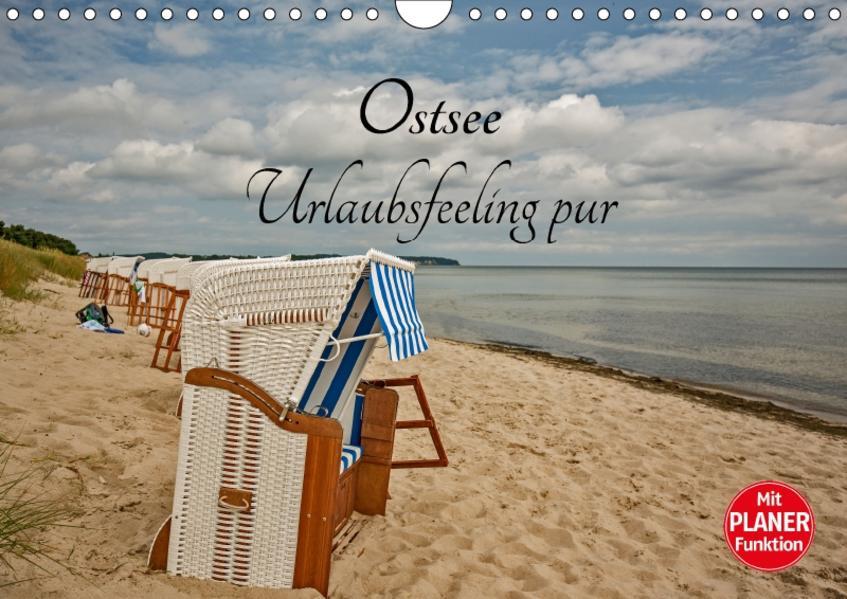 Ostsee Urlaubsfeeling pur (Wandkalender 2017 DIN A4 quer) - Coverbild
