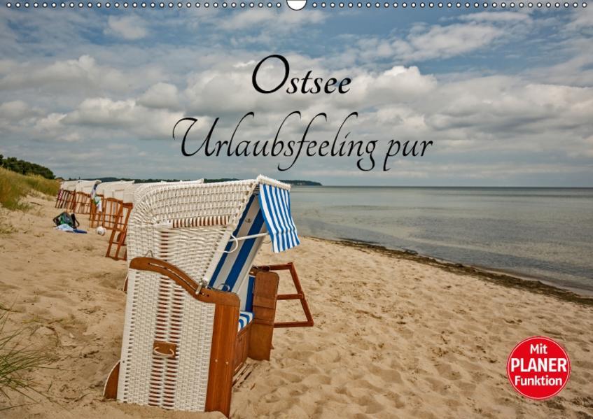 Ostsee Urlaubsfeeling pur (Wandkalender 2017 DIN A2 quer) - Coverbild