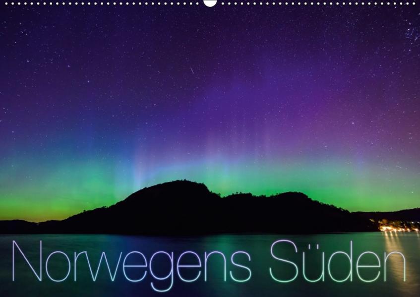 Norwegens Süden (Wandkalender 2017 DIN A2 quer) - Coverbild