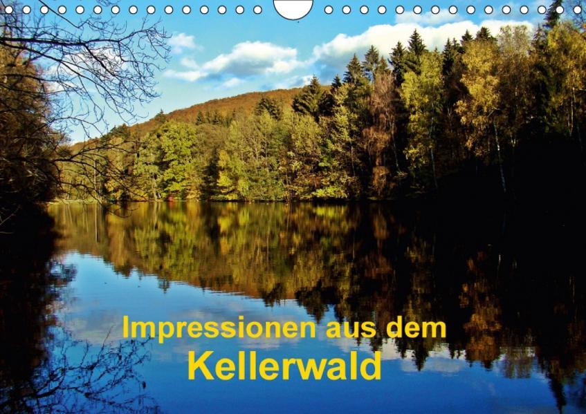 Impressionen aus dem Kellerwald (Wandkalender 2017 DIN A4 quer) - Coverbild