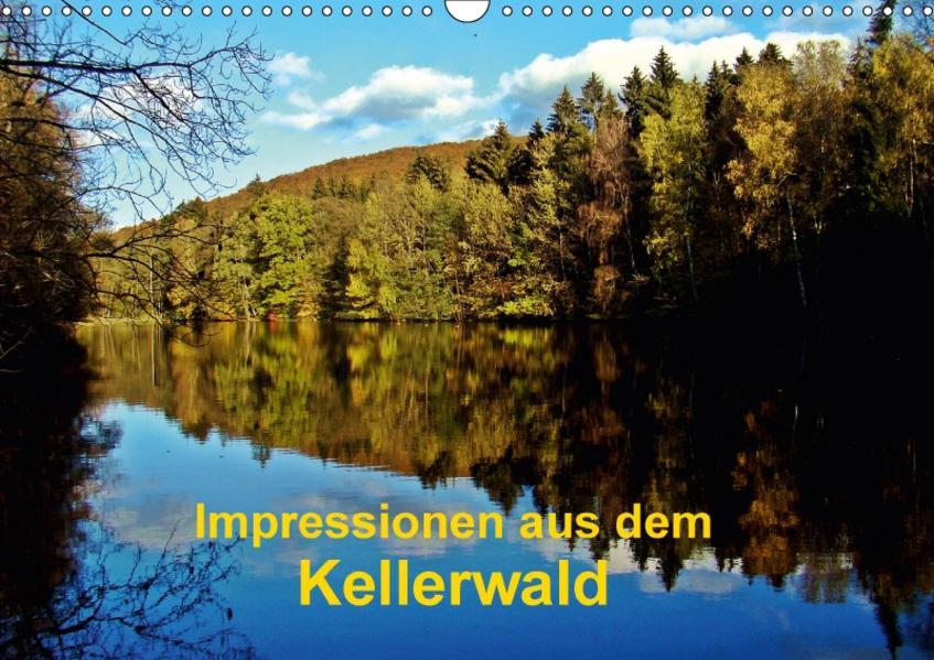 Impressionen aus dem Kellerwald (Wandkalender 2017 DIN A3 quer) - Coverbild