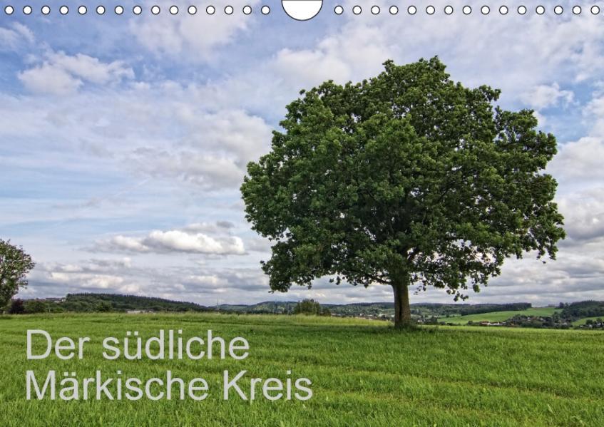 Der südliche Märkische Kreis (Wandkalender 2017 DIN A4 quer) - Coverbild
