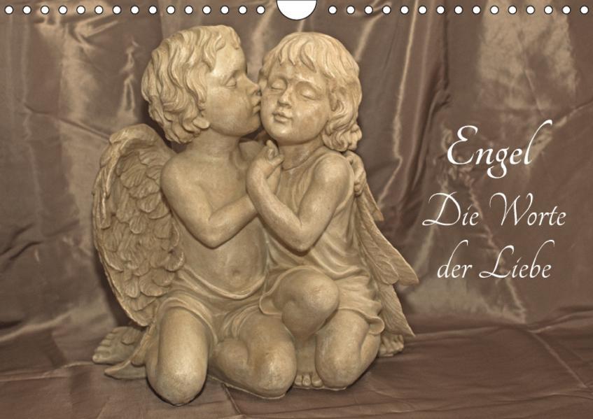 Engel - Die Worte der Liebe (Wandkalender 2017 DIN A4 quer) - Coverbild