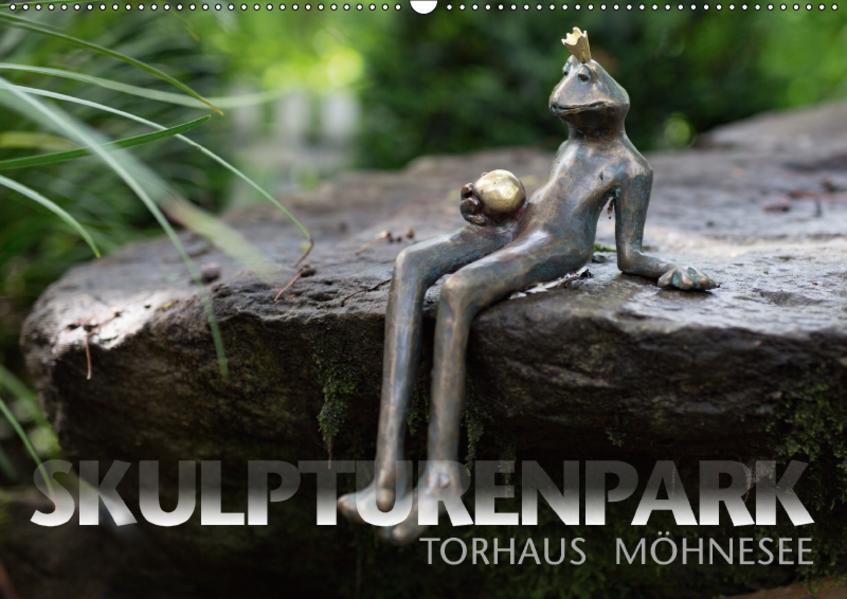 SKULPTURENPARK TORHAUS (Wandkalender 2017 DIN A2 quer) - Coverbild