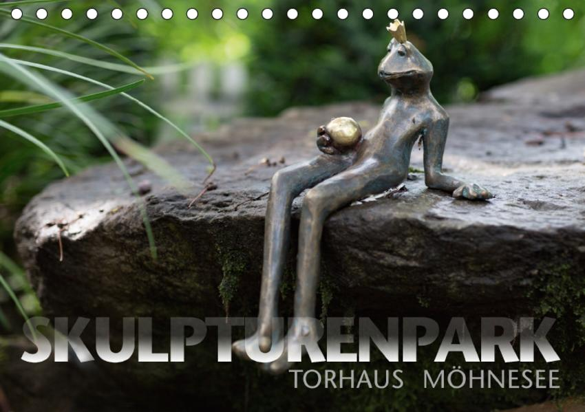 SKULPTURENPARK TORHAUS (Tischkalender 2017 DIN A5 quer) - Coverbild