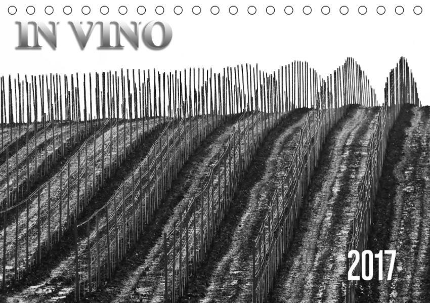 In Vino (Tischkalender 2017 DIN A5 quer) - Coverbild