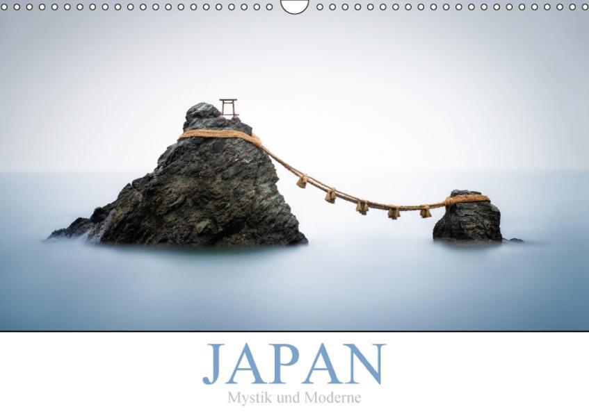 Japan - Mystik und Moderne (Wandkalender 2017 DIN A3 quer) - Coverbild