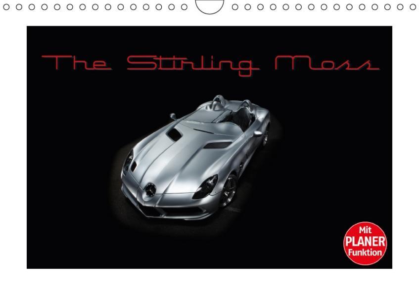 The Stirling Moss (Wandkalender 2017 DIN A4 quer) - Coverbild
