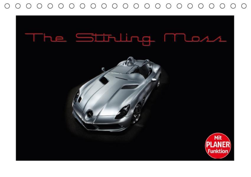 The Stirling Moss (Tischkalender 2017 DIN A5 quer) - Coverbild