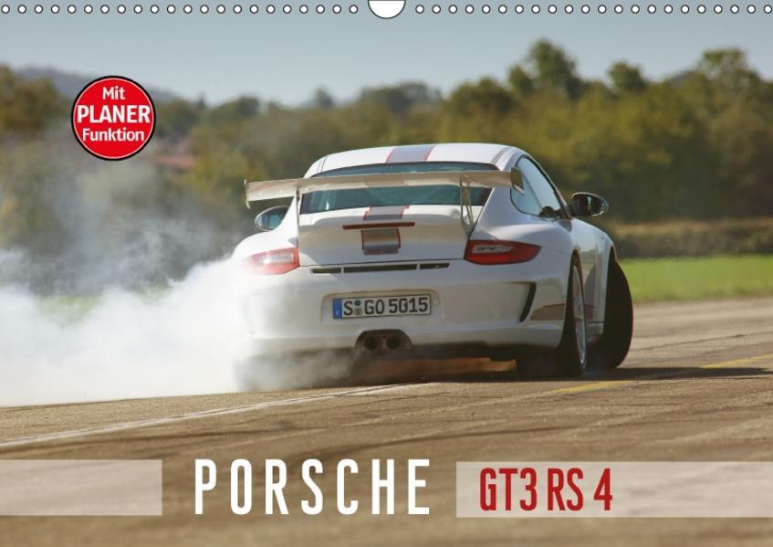 Porsche GT3RS 4,0 (Wandkalender 2017 DIN A3 quer) - Coverbild