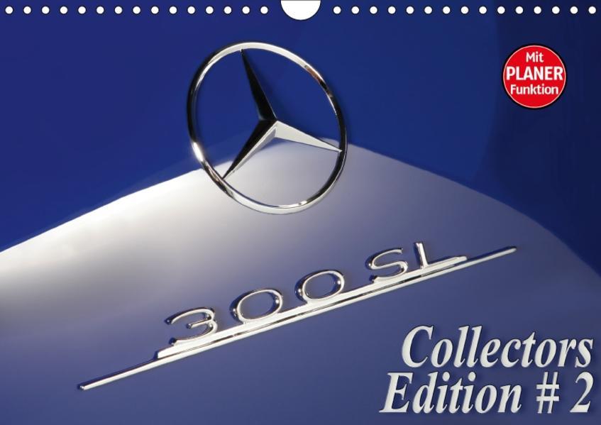 300 SL Collectors Edition 2 (Wandkalender 2017 DIN A4 quer) - Coverbild