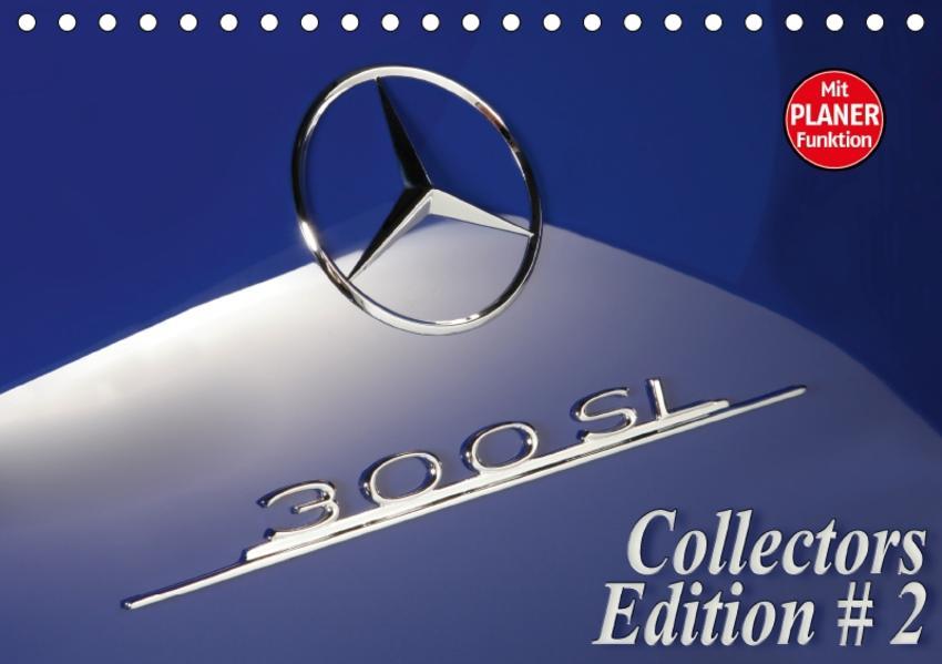 300 SL Collectors Edition 2 (Tischkalender 2017 DIN A5 quer) - Coverbild