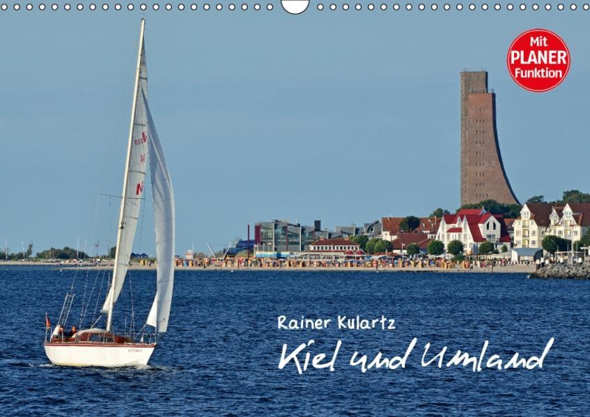 Kiel und Umland (Wandkalender 2017 DIN A3 quer) - Coverbild