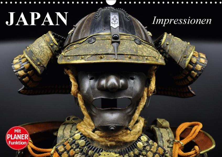 Japan • Impressionen (Wandkalender 2017 DIN A3 quer) - Coverbild