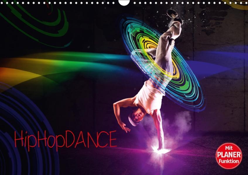 HipHopDance (Wandkalender 2017 DIN A3 quer) - Coverbild