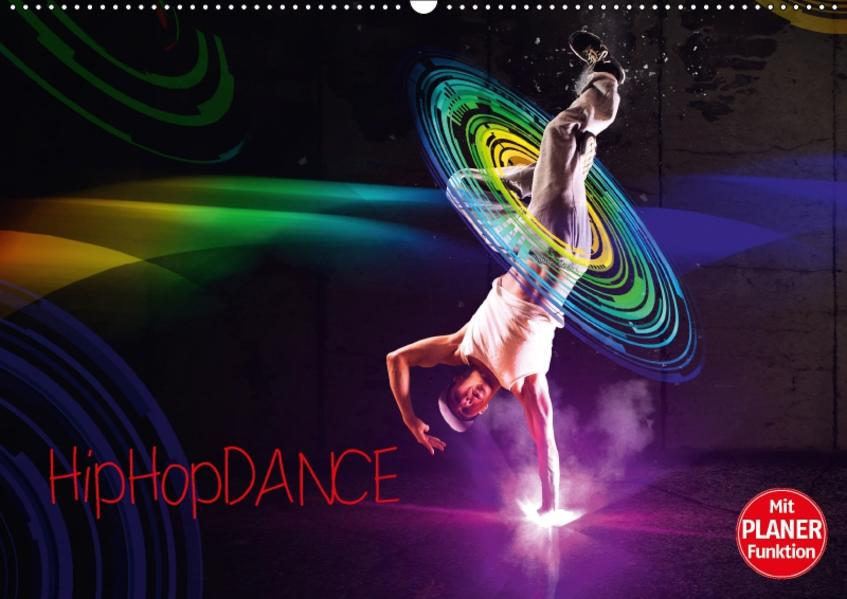 HipHopDance (Wandkalender 2017 DIN A2 quer) - Coverbild