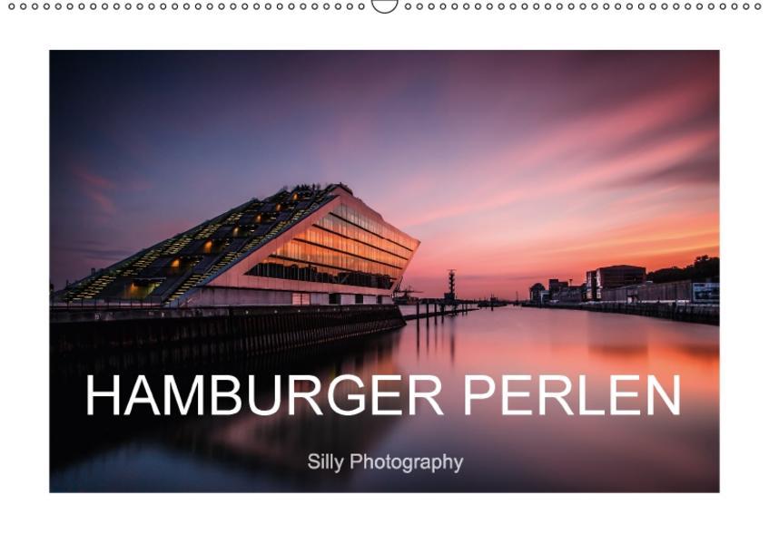 Hamburger Perlen (Wandkalender 2017 DIN A2 quer) - Coverbild