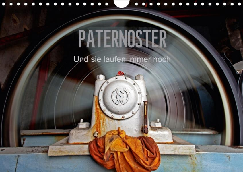 Paternoster (Wandkalender 2017 DIN A4 quer) - Coverbild