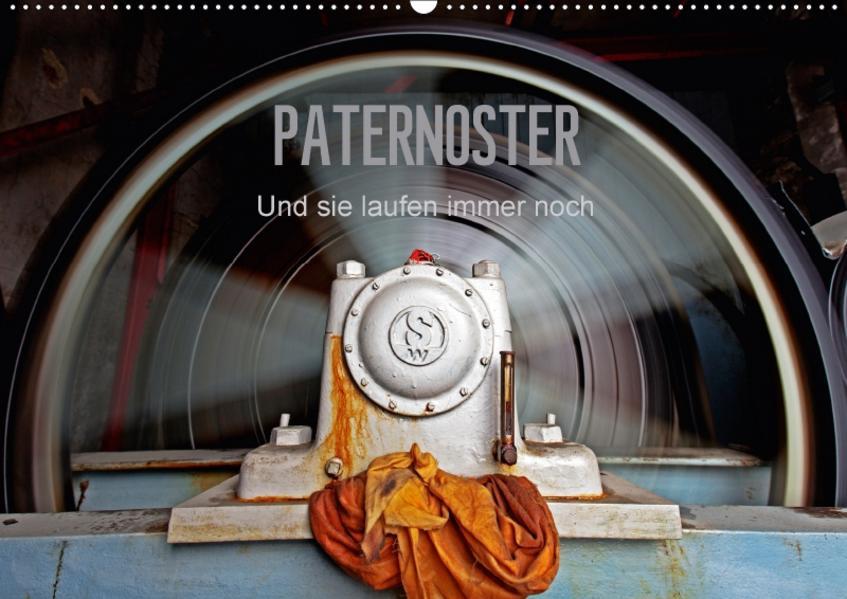 Paternoster (Wandkalender 2017 DIN A2 quer) - Coverbild
