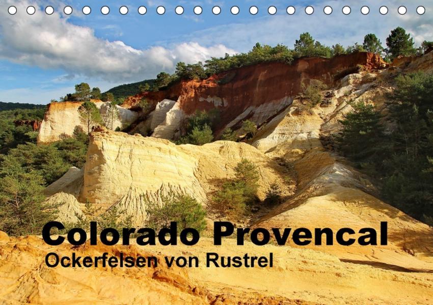 Colorado Provencal (Tischkalender 2017 DIN A5 quer) - Coverbild