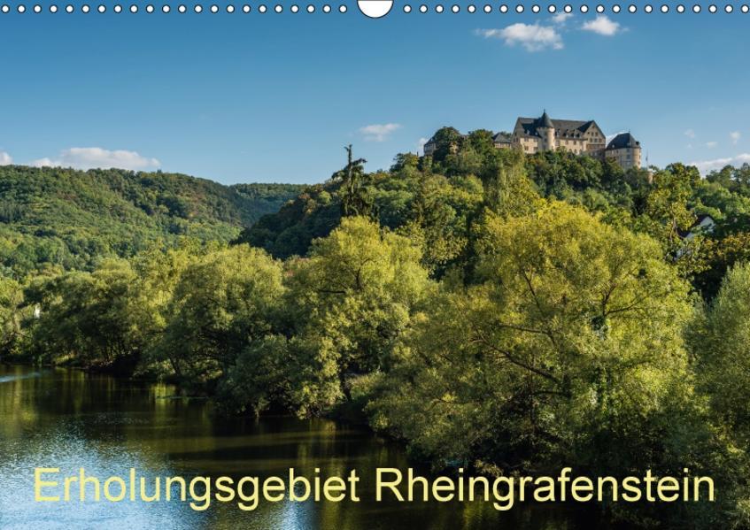 Erholungsgebiet Rheingrafenstein (Wandkalender 2017 DIN A3 quer) - Coverbild