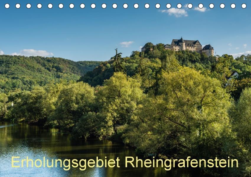 Erholungsgebiet Rheingrafenstein (Tischkalender 2017 DIN A5 quer) - Coverbild