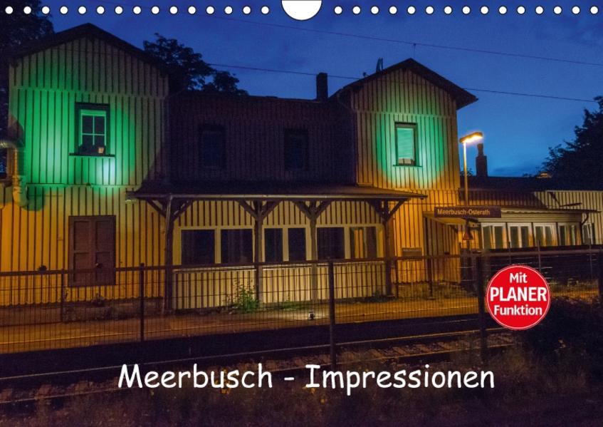 Meerbusch - Impressionen (Wandkalender 2017 DIN A4 quer) - Coverbild