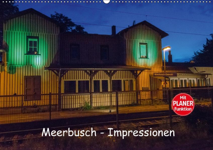 Meerbusch - Impressionen (Wandkalender 2017 DIN A2 quer) - Coverbild