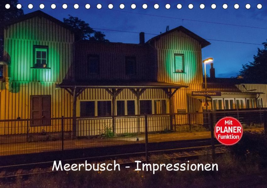 Meerbusch - Impressionen (Tischkalender 2017 DIN A5 quer) - Coverbild