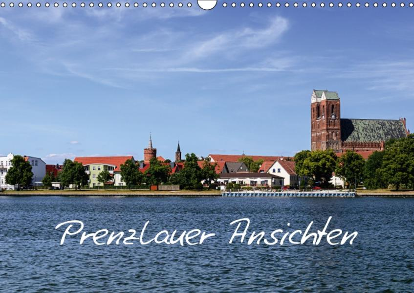 Prenzlauer Ansichten (Wandkalender 2017 DIN A3 quer) - Coverbild