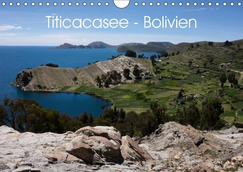 Titicacasee - Bolivien (Wandkalender 2017 DIN A4 quer) - Coverbild