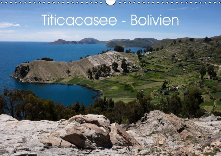 Titicacasee - Bolivien (Wandkalender 2017 DIN A3 quer) - Coverbild