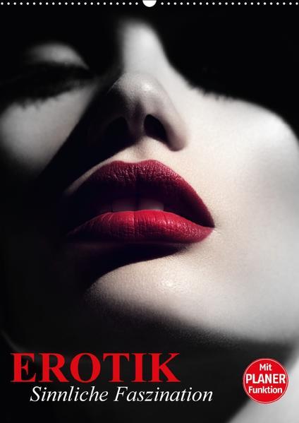 Erotik. Sinnliche Faszination (Wandkalender 2017 DIN A2 hoch) - Coverbild