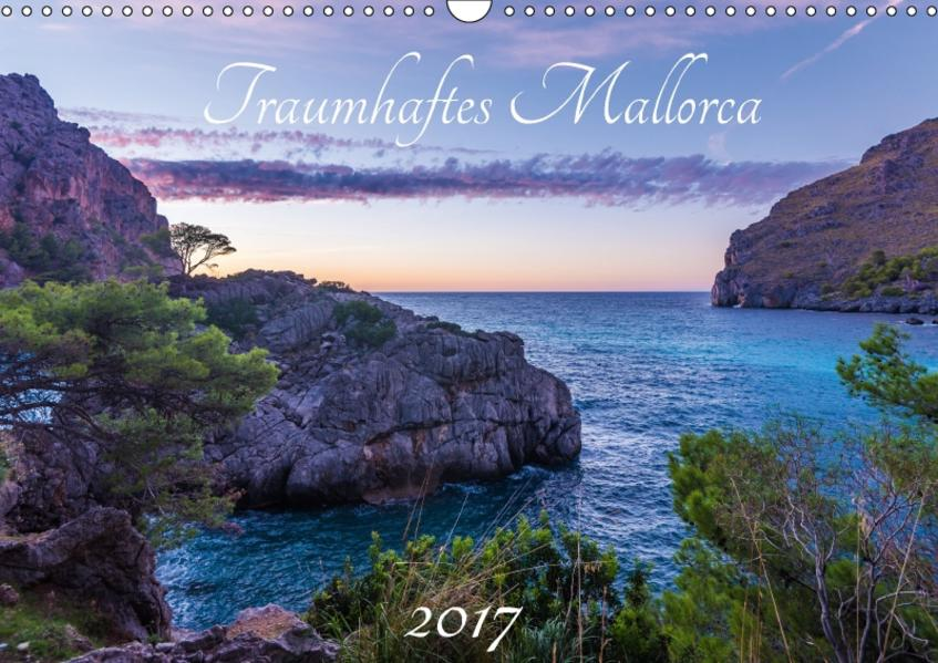 Traumhaftes Mallorca 2017 (Wandkalender 2017 DIN A3 quer) - Coverbild