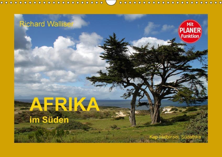 AFRIKA im Süden (Wandkalender 2017 DIN A3 quer) - Coverbild