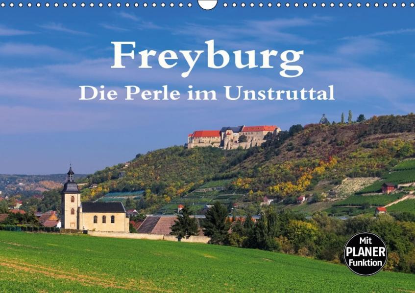Freyburg - Die Perle im Unstruttal (Wandkalender 2017 DIN A3 quer) - Coverbild
