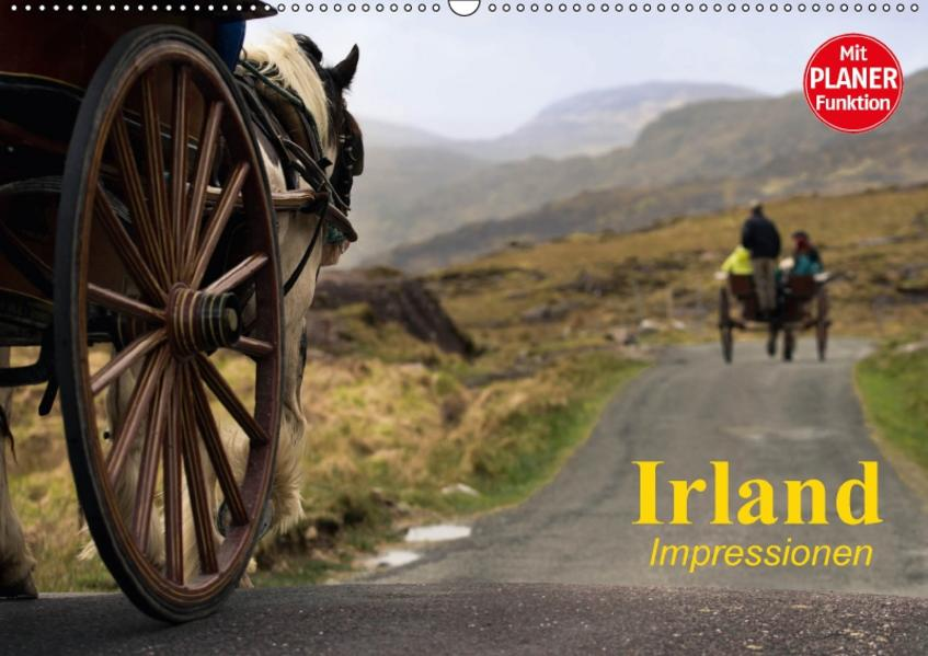 Irland. Impressionen (Wandkalender 2017 DIN A2 quer) - Coverbild